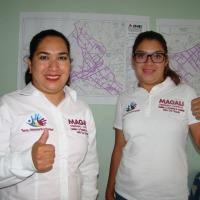 Arranca campaña Magaly Oseguera para presidenta de comunidad de Santa Cruz Tlaxcala