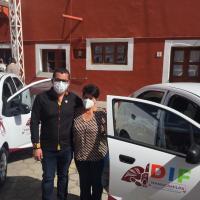 Vehículos para el servicio del pueblo y no para privilegios de funcionarios en Nanacamilpa: Oswaldo Romano